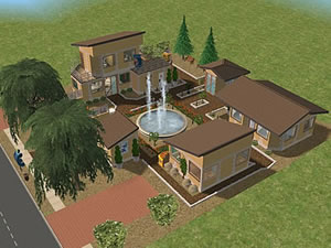Sims 2 downolads community lots hotels - Sims 2 downloads mobel ...