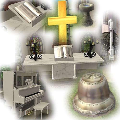 die sims 2 downloads- objekte: möbel, tische, stühle, bambus, Badezimmer ideen