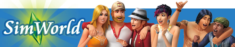 Sims 2 - Shop