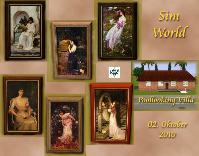 Finds Sims 3 .:. 2 - Octubre -2010 .:. Startseite-02-10-2010