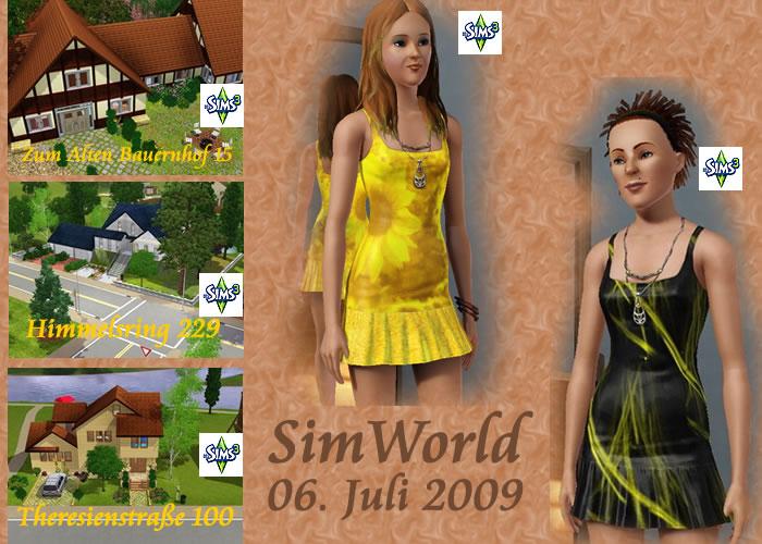 Simworld newsarchiv juli 2009 - Sims 3 babyzimmer ...