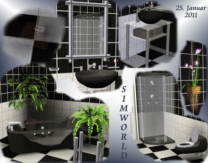 sims 3 downloads seite 2, Badezimmer ideen