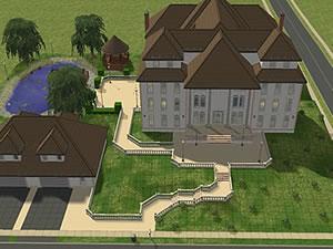Sims 2 hauser zum nachbauen alle ideen ber home design for Kurs innendekoration
