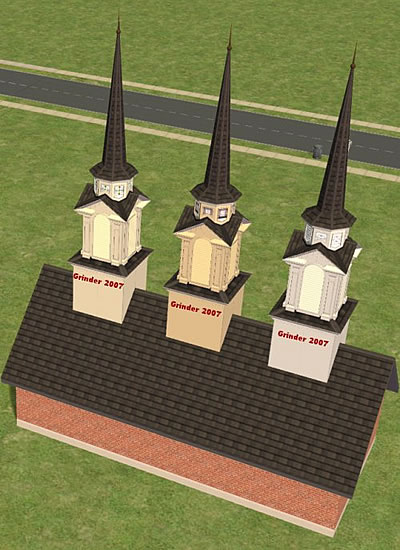 Download Steeple Roof
