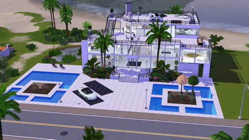 The sims 3 domy download 2  RadioSims