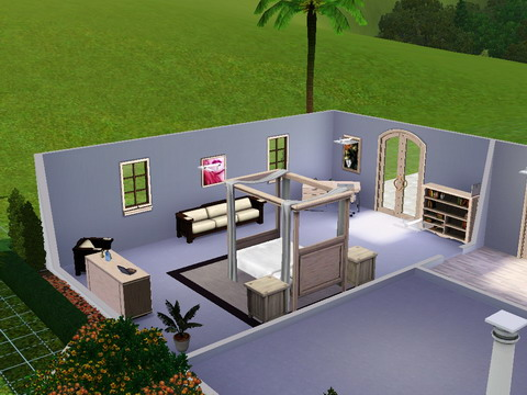 sims haeuser inspirationen alle ideen ber home design. Black Bedroom Furniture Sets. Home Design Ideas
