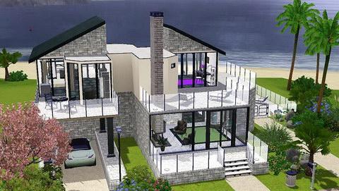 haus meerblick. Black Bedroom Furniture Sets. Home Design Ideas