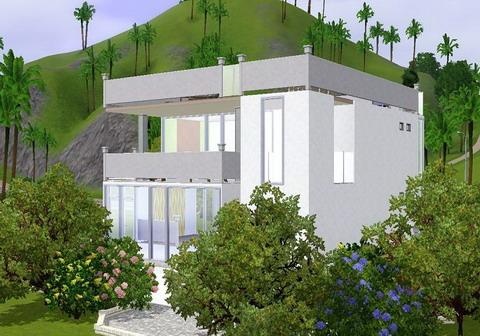Sims 3 Häuser ~ Die neuesten Innenarchitekturideen
