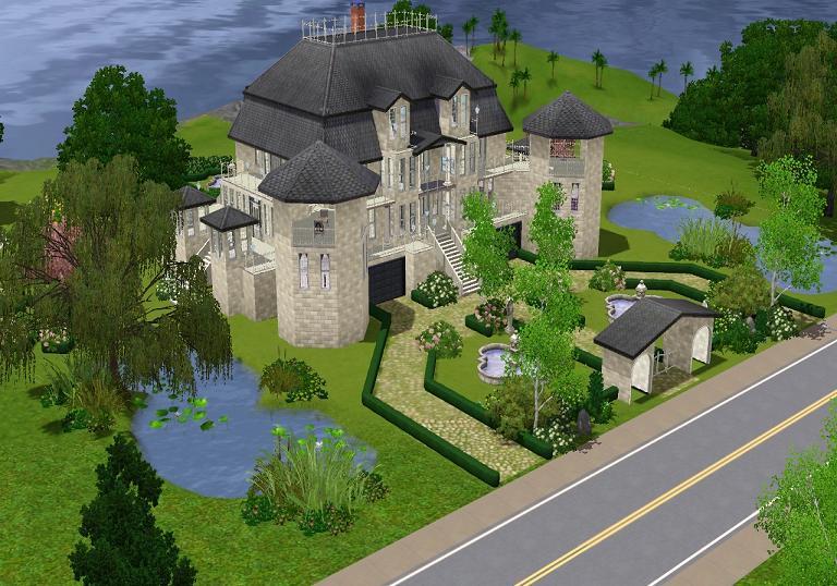 Sims 3 Downloads Häuser