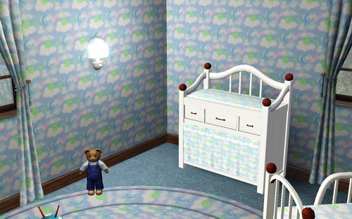 Sims 3 downloads muster - Sims 3 babyzimmer ...
