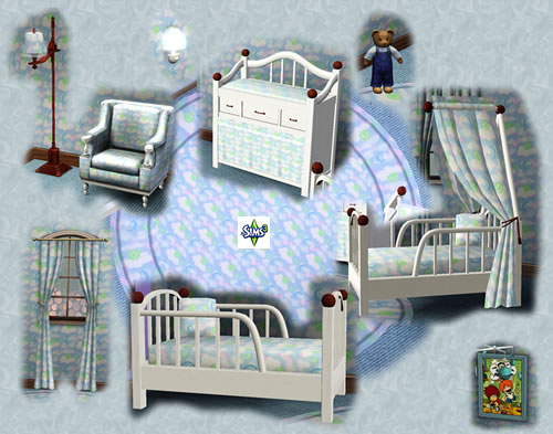 Sims 3 Downloads Objekte Kinderzimmer