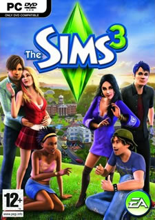 Sims 3 Cover
